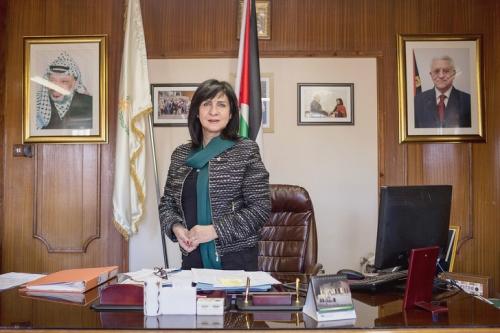 Vera-Baboun maire Bethleem.jpg