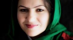 fawzia koofi,afghanistan,présidentielle,députée